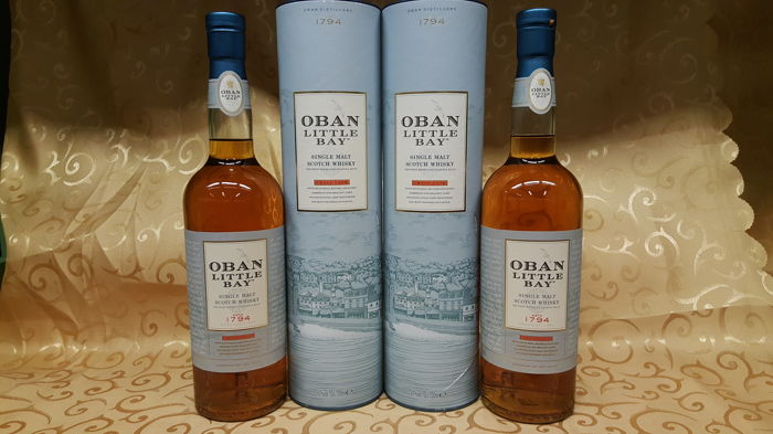 2 bottles - Oban Little Bay