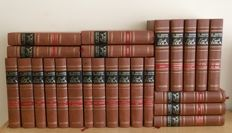 Emile Zola - Complete works in 24 volumes - 1970