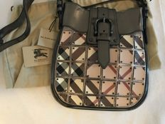 Burberry - Warrior Bosworth Dark Nickel Shoulder bag