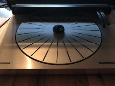 Tangential BeoGram 6500 turntable by Bang & Olufsen, with MMC 2 needle, technically very good, works perfectly