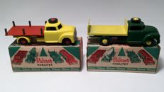 Vilmer - Scale 1/55 - No. 340 Timber Car and Nr. 341 Lorry