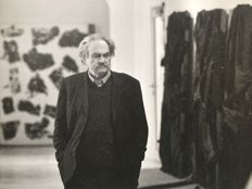 Jannis Kounellis; Lot with 5 publications - 1981/2016