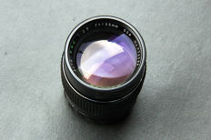 Lens Pallas 2.8/135mm and 2.8/35mm for Nikon