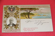 Lot of 84 Italian Regimental postcards, all original 9x14, nice selection from a personal collection