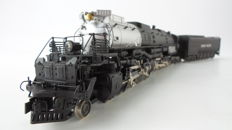 """Rivarossi H0 - 1254 - Heavy steam locomotive with pulled tender """"Big Boy"""" Class 4000 (2′D)D2′ h4 of the Union Pacific"""