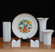Lot Arzberg Porcelain - Six pieces