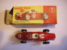 Dinky Toys - Ferrari racing car ref;242