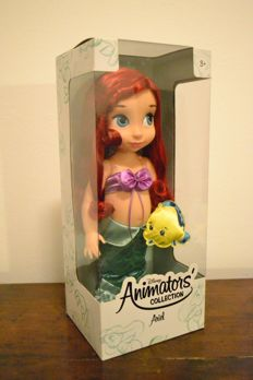 Disney - Doll - Animators Collection -Ariel - 1st Edition (2011/2012)