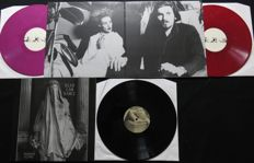 Dead Can Dance - Great lot of 2 albums (3LP's), including 1 limited double album on coloured vinyl!