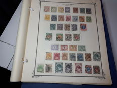 The Netherlands 1876/1898 – Small classic collection from the Netherlands including, among others, NVPH 47, 48 and 49