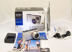 Sony Cybershot DSC-H55 + accessories