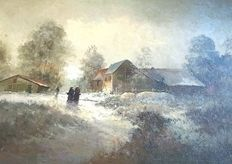 Rob de Haan (1943) - Winter