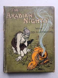 Duizend-en-een-nacht; The Arabian Nights Entertainments – 1899