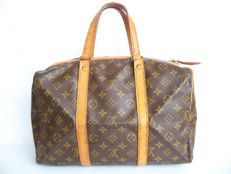 Louis Vuitton Sac Soup 35 (Keepall square version)  - *No Minimum Price*