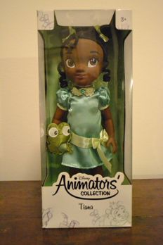 Disney - Doll - Tiana Disney Animators Collection - The Princess and the Frog - Tiana - 1st edition (2011/2012)