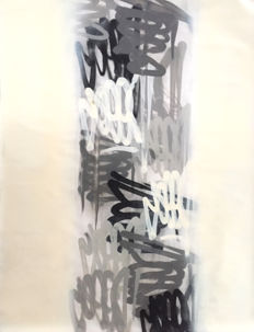 "SEEN (Richard Miarando) - ""Large Grey Tags"""