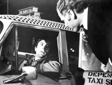 Steve Shapiro (1934-) - Robert De Niro and others, 'Taxi Driver', 1975