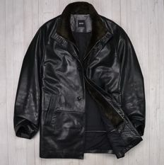 Hugo Boss Black - Calfskin Jacket