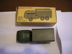 Dinky Toys - Scale 1/48 - Military off-road truck Berliet  ref;80 d