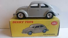 Dinky Toys - 1/43 - Volkswagen Saloon No.181 - Rare version