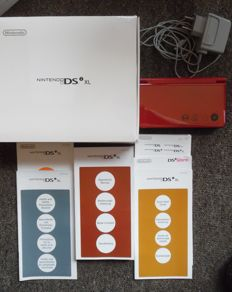 Nintendo DSi XL 25th Anniversary Edition - in with box.