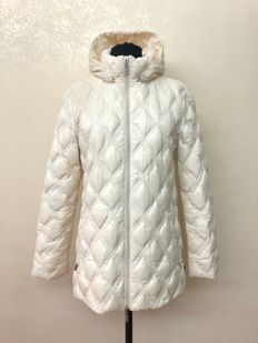 Moncler – New quilted jacket.