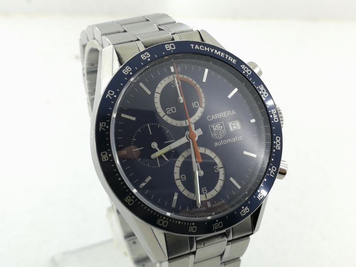TAG Heuer - Carrera - CV2015-3 - Men - 2011-present