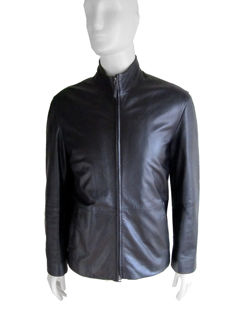 Hugo Boss - Lambleather Biker Jacket