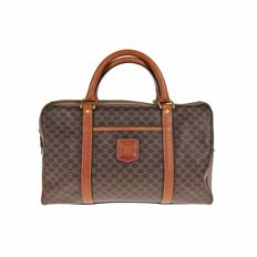 Celine - Boston 35 Macadam Handbag - *No Minimum Price*