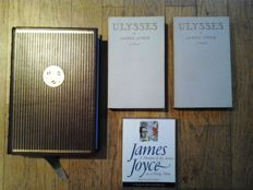 James Joyce – Ulysses – 1932/1976