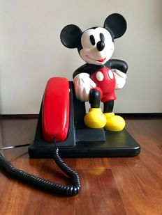 Disney - Telephone AT&T - Mickey Mouse (1992)