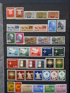 Portugal 1963/1970 – Complete years – Mundifil 904/1090