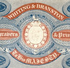 Great Britain  1839 - Treasury Competitions Essays - Whiting & Branston