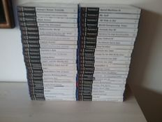 50 PS2 Games Complete With Manuals (Good as New)