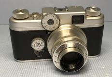 Very fine Argus C-Four in beautiful condition from 1952 / USA