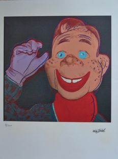 Andy Warhol (after), Howdy Doody