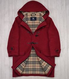 Burberry London - Pure Wool Duffel Coat