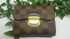 Louis Vuitton - Damier Pushlock Wallet
