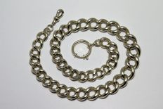 Silver Watch Chain
