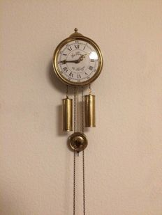 French Comptoise Style Wall Clock B-Pendule Holland