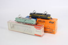 Arnold N - 2342/02157C - 2x - Electric locomotive - Serie 1300 - NS