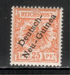 German Colonies and Offices Abroad, Lot