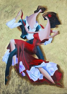 Tomasz Kubik - Dancers of Love
