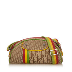Dior - Oblique Rasta Shoulder Bag