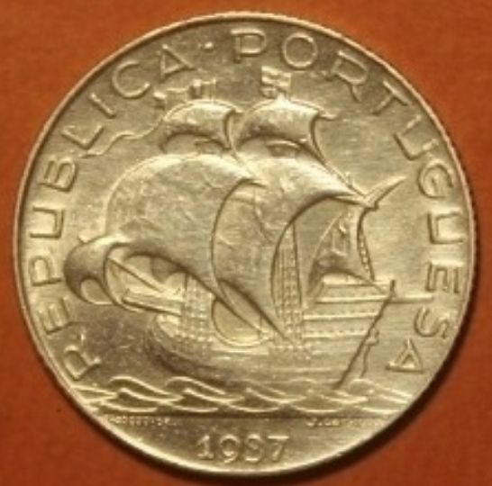 Portugal Republic - 2 ½ Escudos - 1937 - Rare