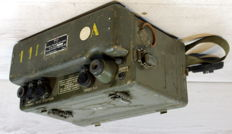 Receiver and transmitter BC 1.0000. Fr, 1952