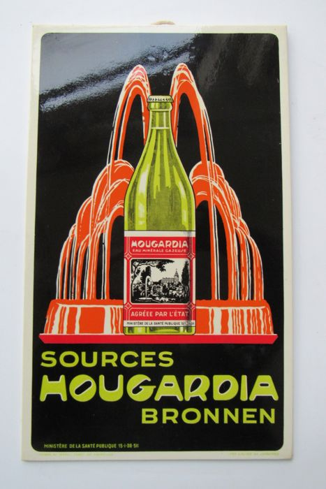 Hougardia sources - 1950s