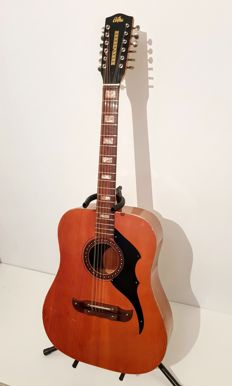 Gima Twelve-String guitar - Vintage (Germany)