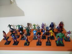 Wonderful Marvel superheroes figurines