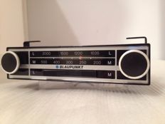 Classic Blaupunkt Windsor classic car stereo from the 1960s/1970s Volkswagen/Ford/Opel